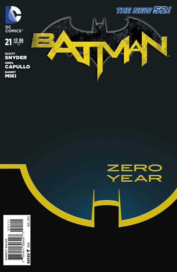 Batman 21 - 21 - cover #1