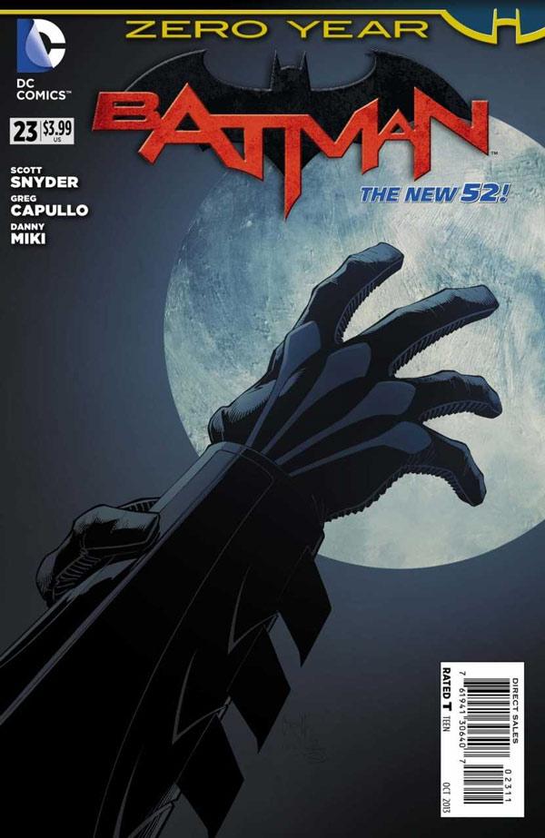 Batman 23 - 23 - cover #1