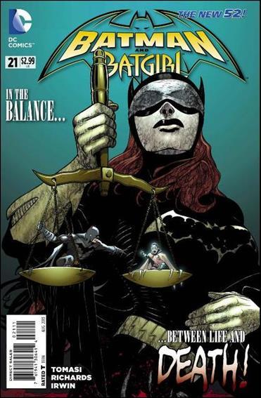 Batman & Robin 21 - Batman and Batgirl