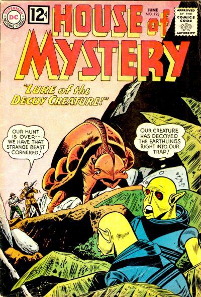 La Maison du Mystère 123