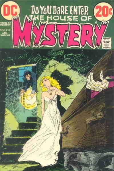 La Maison du Mystère 210