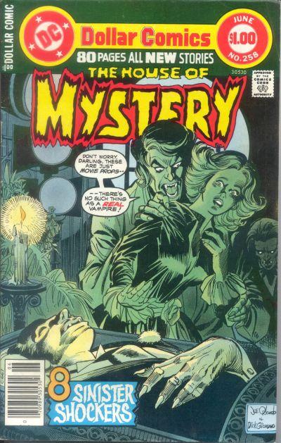 La Maison du Mystère 258