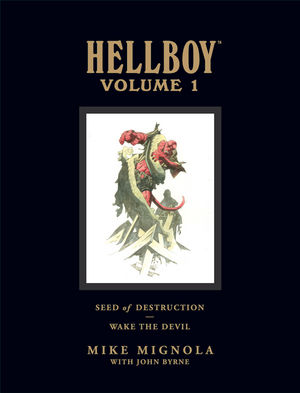 Hellboy 1 - Hellboy Volume 1
