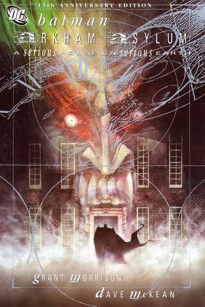 Batman - L'Asile d'Arkham 1 - Arkham Asylum - 15th anniversary edition