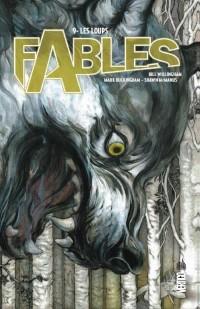 Fables 9 - Les loups