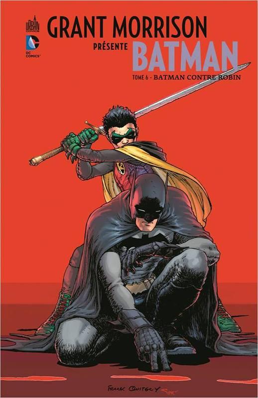 Grant Morrison Présente Batman 6 - Batman contre Robin