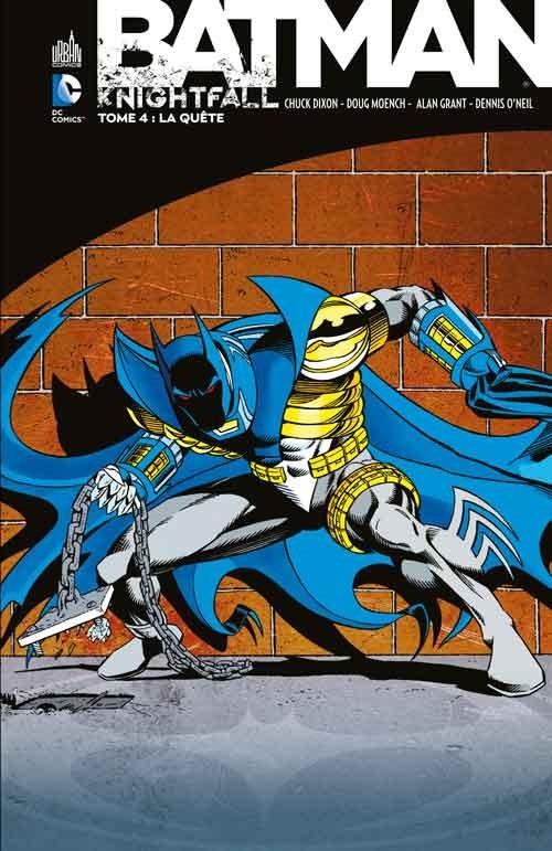 Batman - Knightfall 4 - La quête