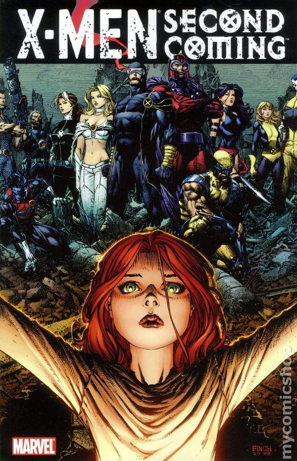 X-Men - Second Coming 1 - X-Men - Secomd Coming