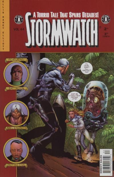 Stormwatch 44 - Who Watches the Weatherman