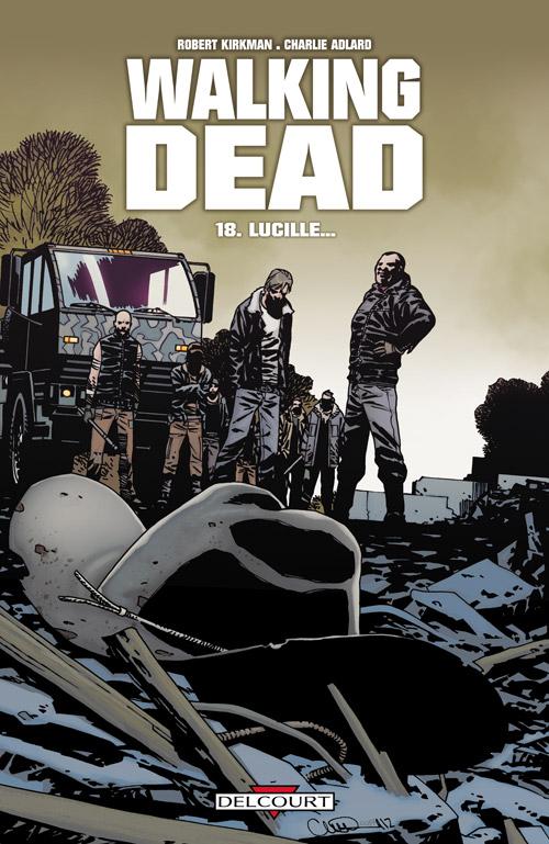 Walking Dead 18 - Lucile...