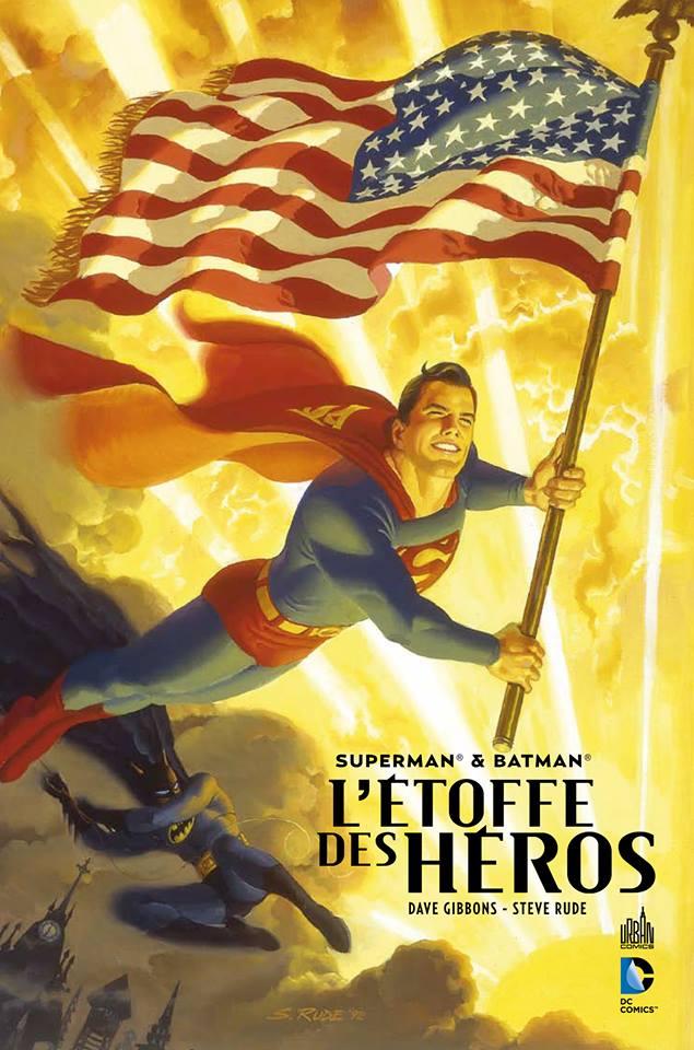 Superman et Batman - L'Etoffe des Héros 1 - L'étoffe des héros