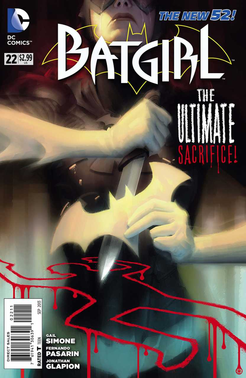Batgirl 22 - A Day in a Life of Endless Velocity