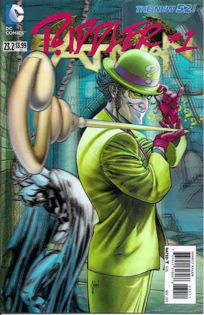 Batman 23.2 - The Riddler