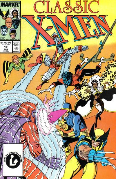 Classic X-Men 12 - The Gentleman's Name is Magneto