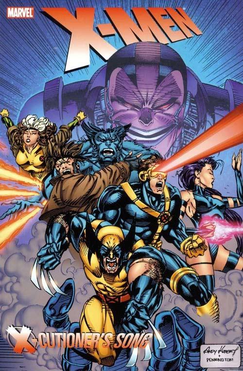 X-Men - X-cutioner's Song 1 - X-Cutioner's Song