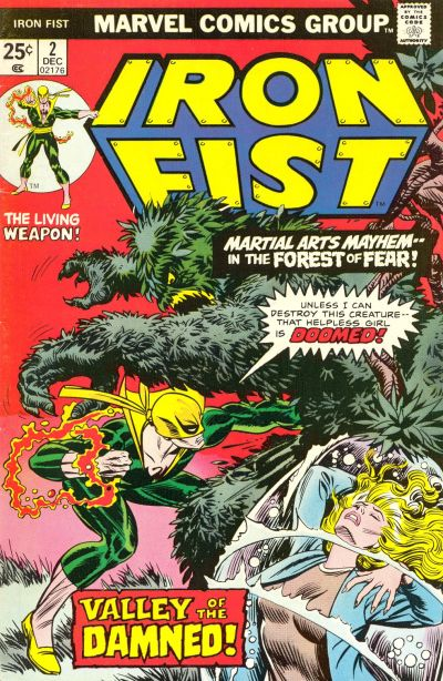 Iron Fist 2 - Valley Of The Damned!