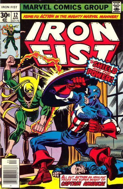 Iron Fist 12 - Assault on Avengers' Mansion!