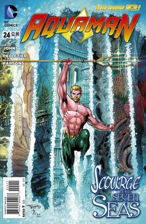 Aquaman 24 - 24 - cover #1