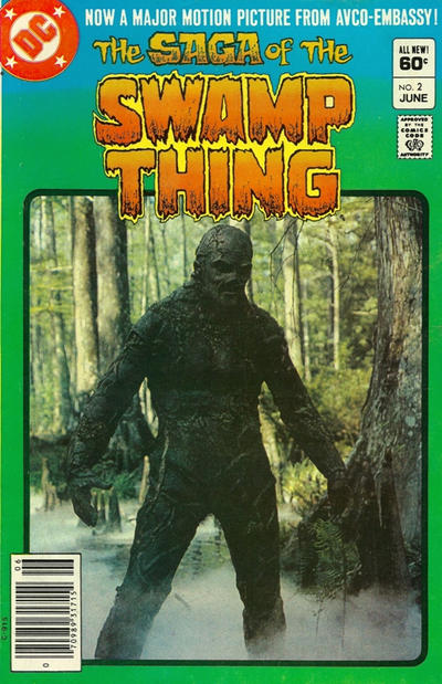 The saga of the Swamp Thing 2 - Something to Live For