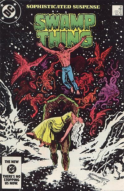 The saga of the Swamp Thing 31 - The Brimstone Ballet