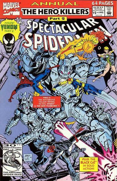 Spectacular Spider-Man 12 - Annual 12