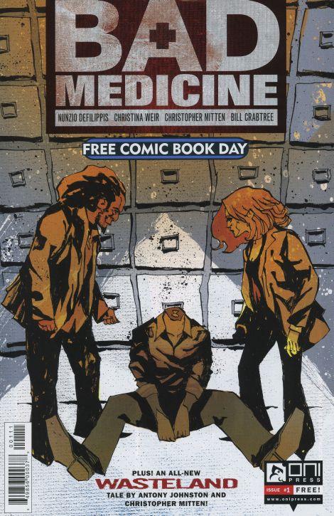 Bad Medecine 1