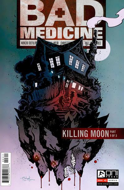 Bad Medecine 3 - Killing Moon Part 1 of 3