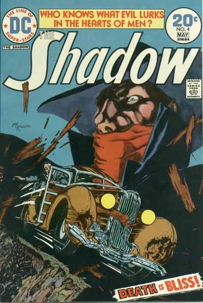 The Shadow 4 - Death Is Bliss