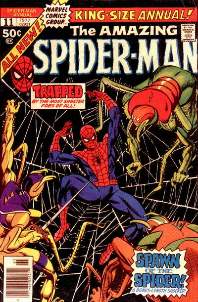 The Amazing Spider-Man 11 - Annual 11 : Spawn of the Spider