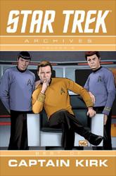 Star Trek Archives 5 - Star Trek Archives volume 5 : Best of Captain Kirk