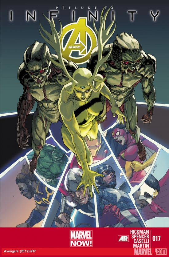 Avengers 17 - ...To the Light