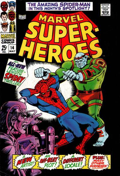 Marvel Super-Heroes 14