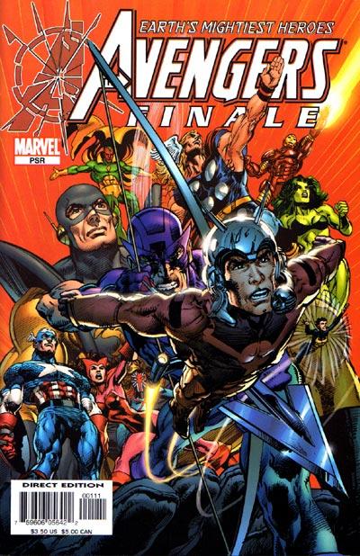 Avengers - Finale 1 - Finale