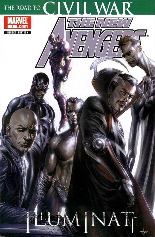 New Avengers - Illuminati 1