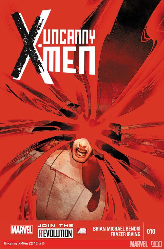Uncanny X-Men 10