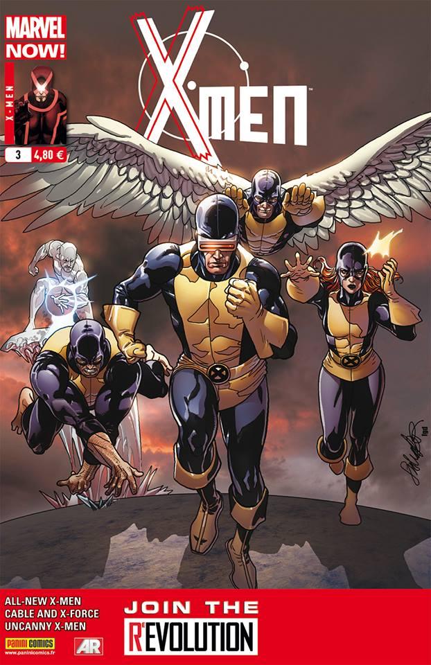X-Men 3 - couverture kiosque