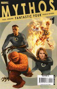 Mythos - Fantastic Four 1 - The Fantastic Four