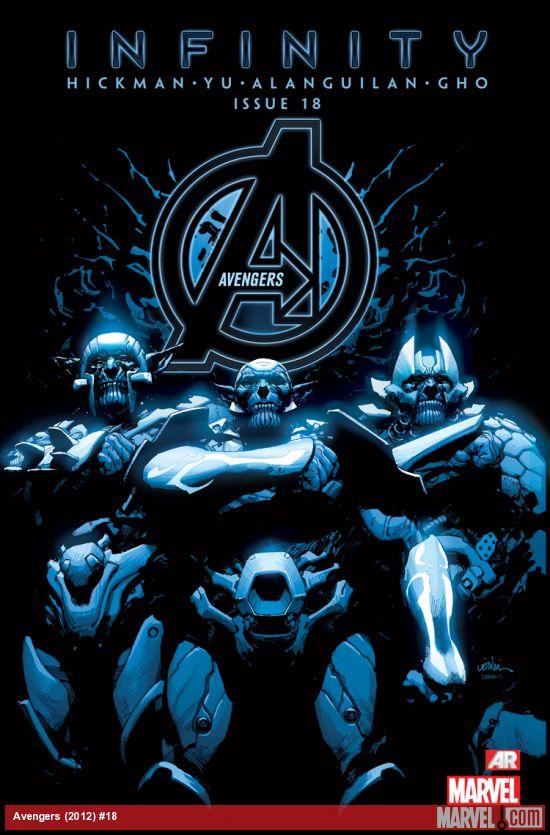 Avengers 18 - Avengers Universe I