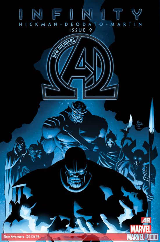 New Avengers 9 - The Cull Obsidian