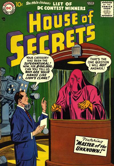 Maison des secrets 4