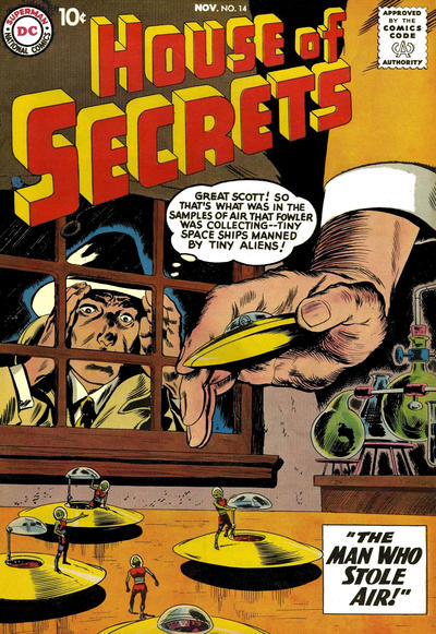 Maison des secrets 14