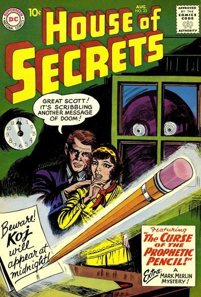 Maison des secrets 23