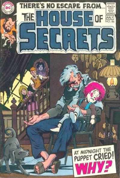 Maison des secrets 86