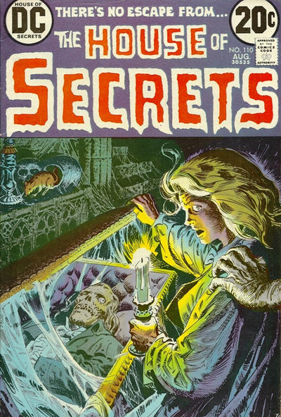 Maison des secrets 110 - Domain of the Dead
