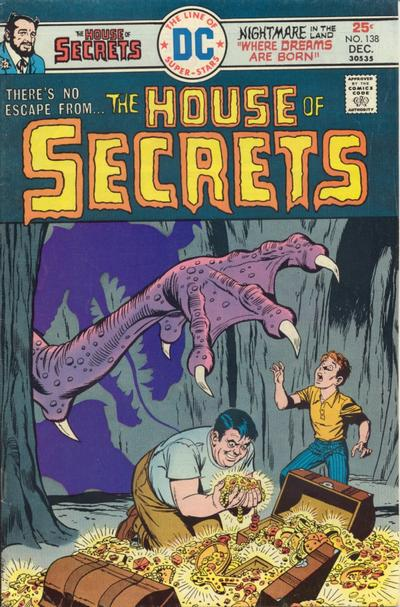 Maison des secrets 138