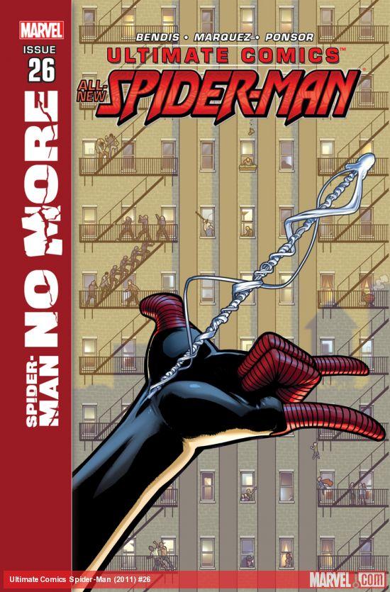 Ultimate Comics - Spider-Man 26 - Spider-Man No More: Part 4 of 6