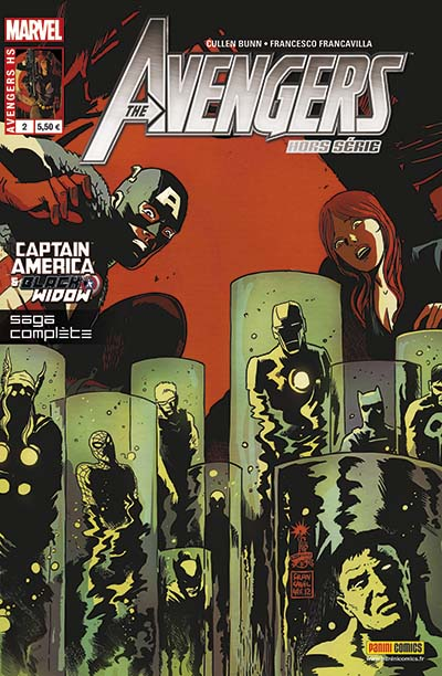Avengers Hors-Série 2 - Captain America & Black Widow