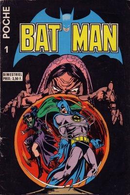 Batman Poche 1 - Oubliee par le temps