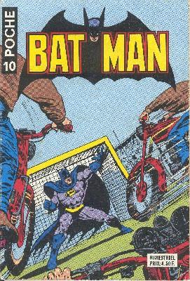 Batman Poche 10 - Chasse au tresors.