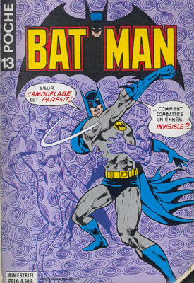 Batman Poche 13 - Les quatre portes de la mort.